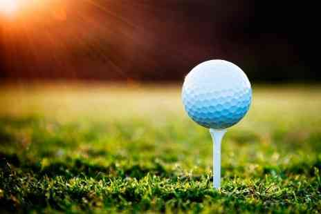Mansfield Golf Club - 18 Holes, Range Balls and Hot Drink For One - Save 64%