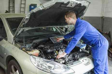 Cavendish Service Station - MOT Test Plus Diagnostic and Spring Check - Save 53%