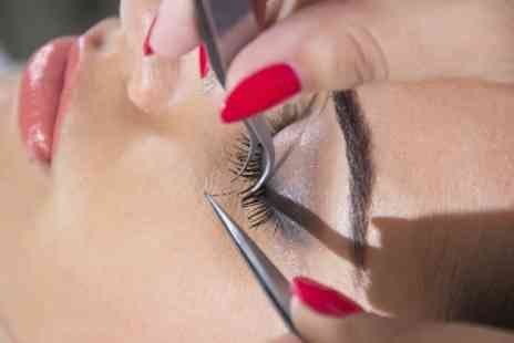 The Relaxation Den Rotherham - Semi Permanent Lashes Plus Lash and Brow Tint  - Save 74%