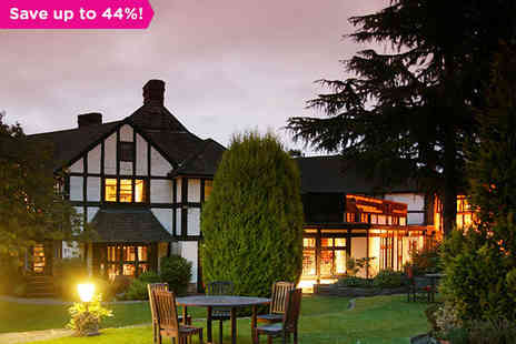 The Legacy Thatchers Hotel - Tudor Style Grandeur in the Surrey Countryside - Save 44%