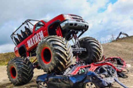 Wicked Adventures - Powerful Monster Truck and Car Crawling Experience - Save 46%