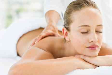 Fishmore Hall Spa - Aromatherapy Massage Plus Facial and Indian Head Massage - Save 75%