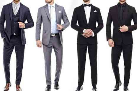 Tailors Mark - Custom Made Bespoke Suit - Save 64%