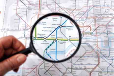 London Premier Walking Tours -  London underground treasure hunt for 1 - Save 0%