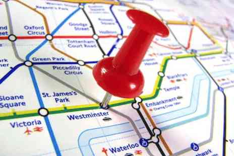 London Premier Walking Tours - London underground treasure hunt for 4  - Save 0%