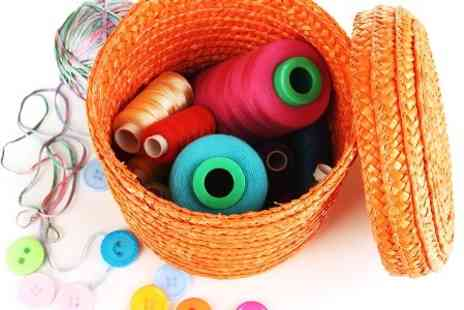 Phoebes Fabrics and Haberdashery - Sewing Class Plus £5 Spend For One  - Save 50%