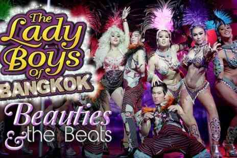 Exchange Events  - Ladyboys of Bangkok for Premium Thai Experience With Meal - Save 40%