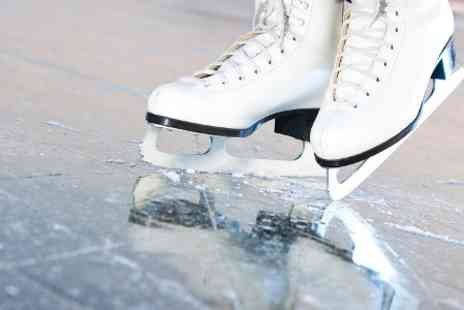 Fylde Coast Ice Arena - One Month Ice Skating Course  - Save 45%