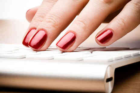 Mi Vida Hair & Beauty - Shellac Manicure Shellac Pedicure or Both or Eyelash Extensions - Save 60%