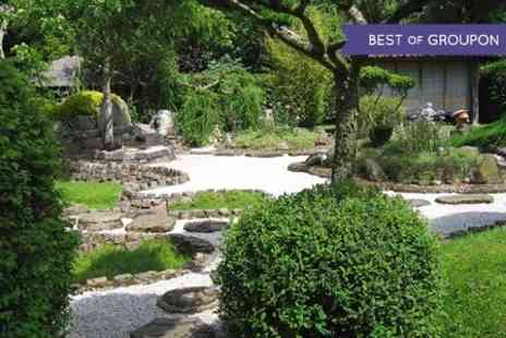Pure Land Meditation Centre - Entry to Pure Land Japanese Garden  - Save 29%