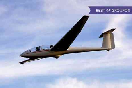 Bicester Gliding Centre - Glider Flight With Video and Membership  - Save 84%