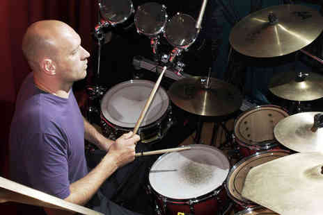 Drummers Only - One Adult Drum Lessons or One Child Lesson  - Save 80%