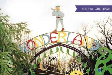 Wonderland Midlands - Entry to Wonderland Midlands For Family of Five  - Save 51%