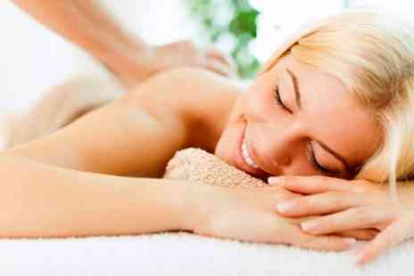 Glow Beauty Studio - 55 Minute Swedish Massage Plus Gel Nails  - Save 54%