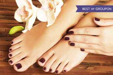 Elements of Serenity - Gel Polish Manicure or Pedicure - Save 64%