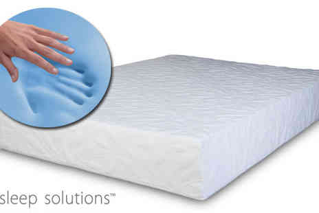 One Holding - GelFlex Memory Foam Mattress - Save 72%