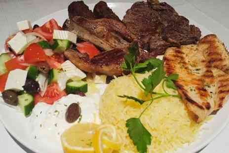 Ronel Restaurant - Mixed Grill With Wine - Save 49%