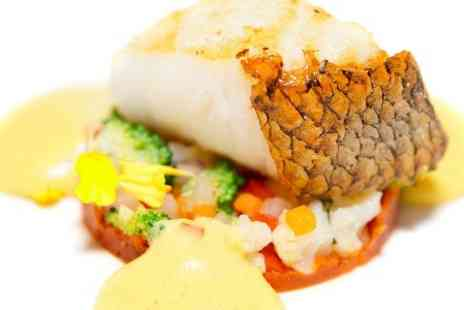 One Twenty One Two - Award Winning  Tasting Menu for Two with Optional Wine Pairing - Save 24%