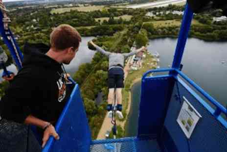 UK Bungee Club - 160ft Bungee Jump 2 - Save 0%