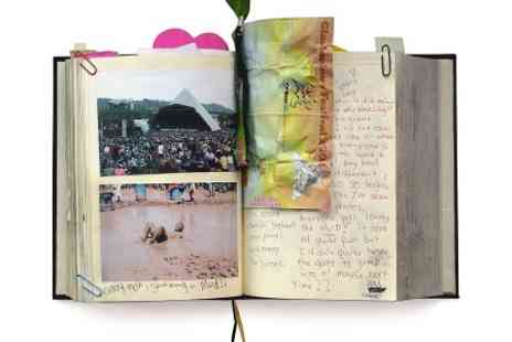 Find Me a Gift - My Life Story Hardback 100 Year Diary in Choice of Black or Natural  - Save 52%