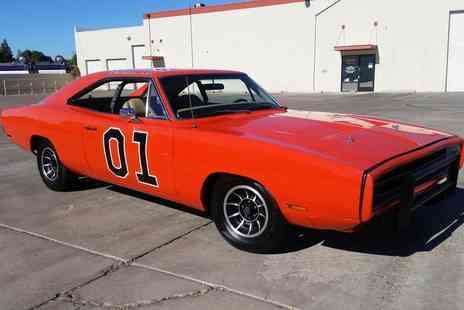 Classic American Muscle - Dukes of Hazzard Dodge Charger experience  - Save 60%