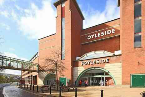 Foyleside Shopping Centre - One Day Car Parking Pass - Save 76%