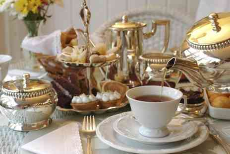 The Vicarage Hotel - Afternoon Tea For Two  - Save 46%