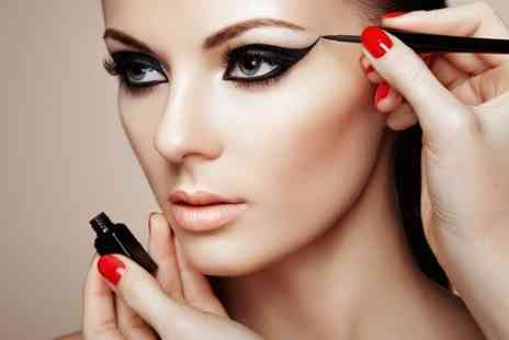 Contours Beauty Salon - Facial With Shellac Nails - Save 56%