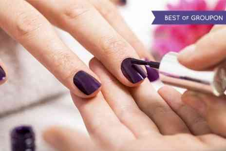 Beau Visage - Luxury Manicure or Pedicure or Both  - Save 60%