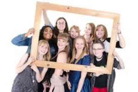 Cassie Creations Photography - Swindon: portrait party for up to eight people including prints - Save 33%