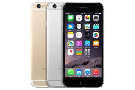 Mobile Phones Direct - iPhone 6 16GB - Save 77%