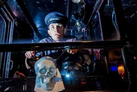 The Ghost Bus Tours - Entry to York Family Attractions inc Ghost Bus - Save 0%
