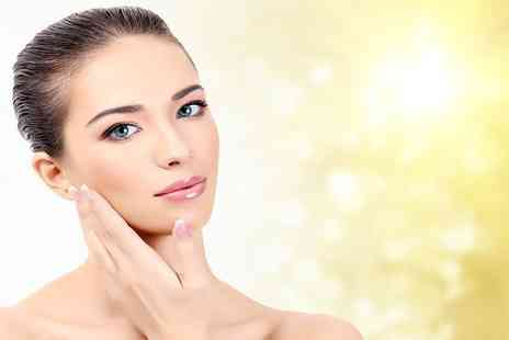 Total Bliss Beauty -  24K gold facial and head, shoulder and neck massage  -  Save 70%