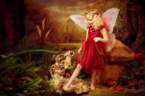 Eileen Mason - Fairy Photoshoot With Photo Mug and Keyrings - Save 93%