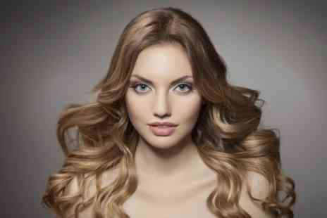 Dazzle Beauty - Cut and Blow Dry Plus 30 Minute Beauty Treatment - Save 67%