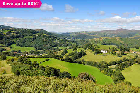 The Mulberry Inn - A Charming Inn Nestled in The Welsh Valleys - Save 59%