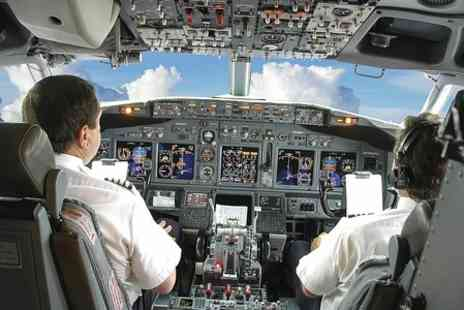 Virtual Jet Centre - Boeing 737 800 Flight Simulator Experience - Save 0%