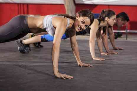 Trimnasium - Ten sessions of  Bootcamp - Save 0%