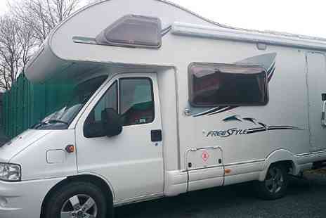 Compact Camper Hire -   Three Nights Compact Camper Hire - Save 37%