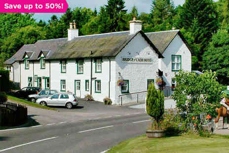 Bridge of Cally Hotel - One night stay in Rugged Perthshire - Save 50%