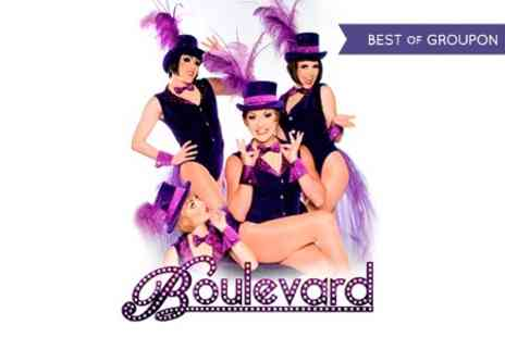 Boulevard - Two Tickets to Boulevard Spring Show - Save 50%