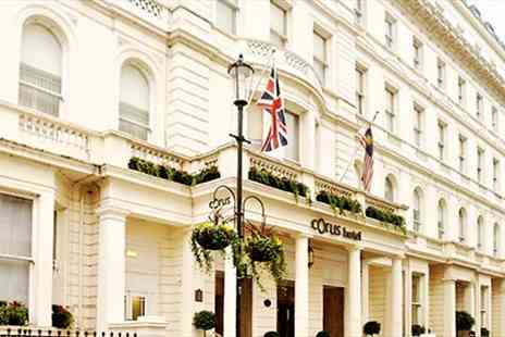 Corus Hotel Hyde Park - 4 Star Stay with Breakfast & Wine - Save 46%