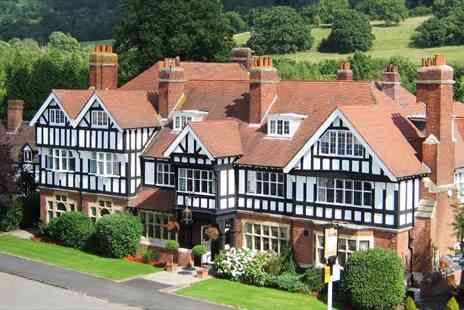 Colwall Park Hotel - Stay with Breakfast & Bubbly - Save 48%