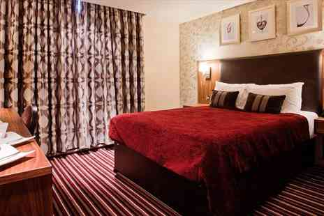 Hallmark Hotel Hull - 4 Star Stay with Breakfast, Wine & More - Save 55%