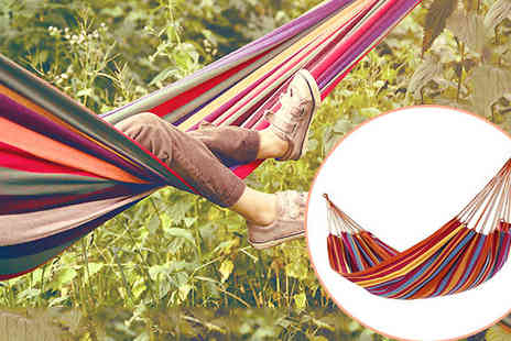 Widgetlove - Canvas Hammock - Save 65%