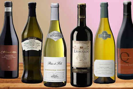 Smeda Wines - Case of 6 Bottles  - Save 64%