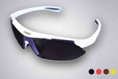 Wholesale Solutions - Cycling Sports Glasses - Save 55%