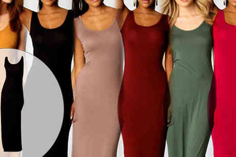 Marcus Emporium - Fashion Maxi Dress - Save 57%