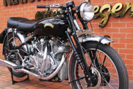 National Motorcycle Museum - Entrance for Two Adults or Family of Four - Save 0%
