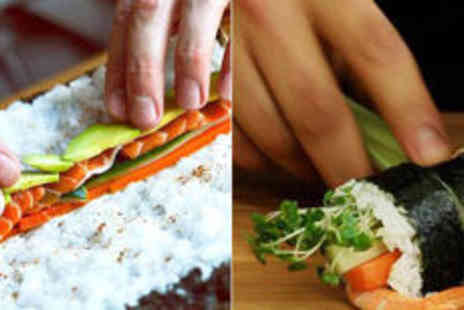 Into the Blue - Three hour sushi workshop - Save 0%